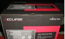 Eclipse Avn 5495 Original Box
