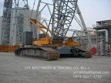 Crawler crane 550t Liebherr LR1550
