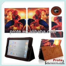 leather case for ipad2 new ipad