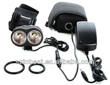 Cycle mounting aluminum shell light bicycle usb(CE,ROSH,UL-STR)