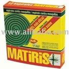 Spirale anti moustique par 12