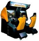 BATTLE GEAR 3 TWIN SIT DOWN ORIGINAL RACING MACHINE