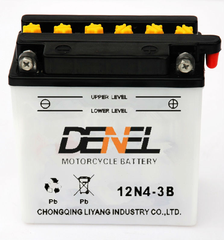 british dry cell battery motorcycle parts china/motorcyce battery supplier