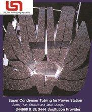 Super Ferritic Stainless Steel Tube