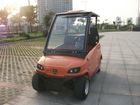 2 seater cheap electric car 48v with EEC PTV2 from china