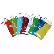 Hot gift itmes foldable water bottles sport