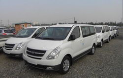 Hyundai Starex (H1) 12Seats Manual