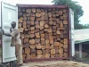Quality Teak log from Ghana