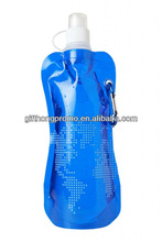 Hot gift product portable folding sports water bottle