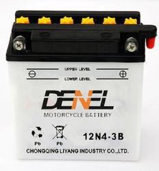 high quality Motocicleta Batteries 12v4ah motorcycle battery manufacturer