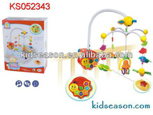 INFRARED REMOTE CONTROL BABY MOBILE WITH LIGHT & MUSIC