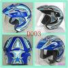 Open Half Face Motorcycle Helmet D003