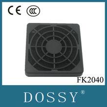 Fan filter FK2040 for 40mm axial fan