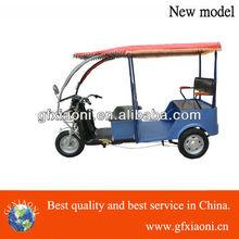 motorized rickshaw for passenger