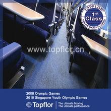 2013 new design pvc linoleum bus flooring