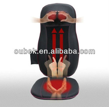 massager cushion in chair or car