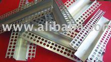 aluminium fuga corner bead