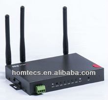 Industrial 4g lte wifi router with 4 LAN Ports H50series