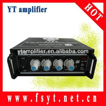 pro power audio amplifierYT-118A&support CD/VCD/DVD input