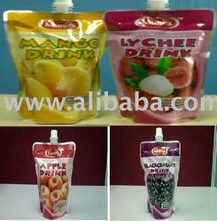 Fruit Juice (Jus Perisa Buah Buahan )