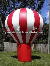 cheap inflatable hot air ballon for advertising