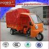 Low Emission Good Popular Hot Motorized New Cargo 250cc Trike Chopper