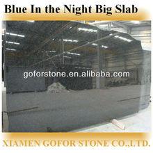 blue in the night granite, blue night granite slab, blues in the night granite