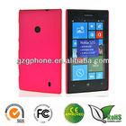 Smooth surface hard case for Nokia lumia 520