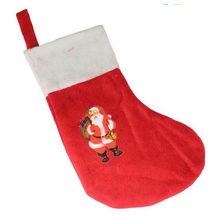 popular plush christmas socks for sale