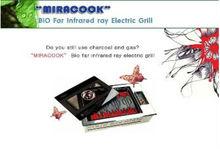 2013 Korean Restaurant Equipment 110V-230V 980W/1150W CE UL Approval Advanced Far Infrared Heating Table Electric BBQ Grills