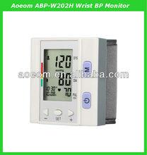 Full Automatic Digital wrist Brands of Blood Pressure Monitors