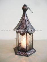 Moroccan hanging lanterns