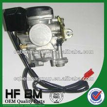 Parts Japanese ATV Carburetor, GY6 Carburetor ATV Motorcycle 50cc China Motorcycle Spare Parts