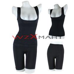 Ladies Shape Wear Bodysuit 2 Pcs Body Shaper Factory Wholesale