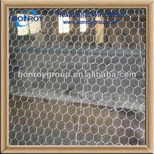 zoo fencing galvanized hexagonal grid mesh netting