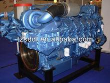 Hot sale! 800kva BAUDOUIN generator marine type