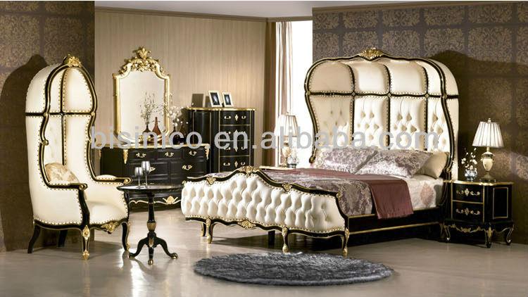 ... furniture > European bedroom furniture,luxury classical bedroom set