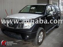 Nissan Navara Double Cab 4WD LHD