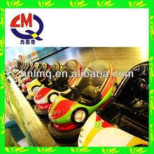 Round children rides bumper car for amusement park