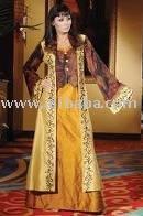 Jalabiya Dresses, Kebaya Nyonya with embroidery from tasikmalaya high Quality