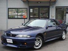 1996 Nissan Skyline GT-R V-spec