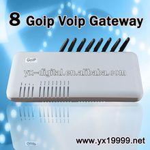goip 8 sim card sms gateway equipment