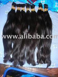 Vigin remy human hair, cambodian hair, human weave/bulk hair