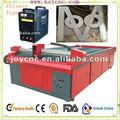 Sistema de refrigeración por agua cnc cortador de plasma primicia mundial volumen de ventas