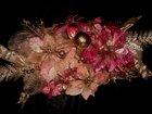 Flower Arrangements and Christmas Decors