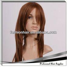 2014 Cheapest Fashion Cosplay wig,Football fans wig,Human hair jimo xianghao hair factory