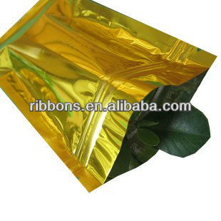 Stand Up 3 Layers Laminated Aluminum Foil Plastic Bag For Fruit