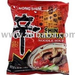Nong Shim Noodles