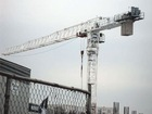 Tower Crane Terex Comedil CTT 331 16 ton Flat-Top Tower Crane