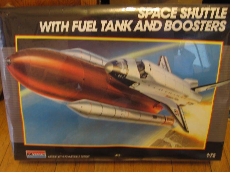 monogram space shuttle - photo #41